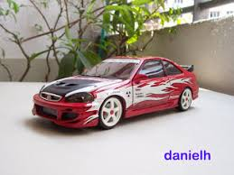 danielh modelmeister wheel custom honda civic s i 2001 scales