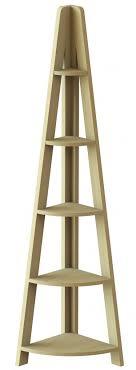 Corner Bookcase Oak 42 Ladder Bookcase Oak Oak Ladder Shelf Golfroadwarriors