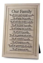 our family plaque christianbook