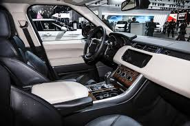 ford range rover interior 2016 land rover range rover sport reviews and rating motor trend
