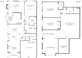 2 bedroom ranch floor plans two bedroom ranch house plans second floor plan 4 bedroom ranch