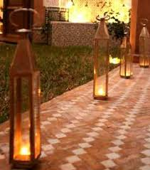 moroccan lamps arab house