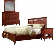 Natural Cherry Bedroom Furniture by Shaker Bedroom Set U2039 Decor Love