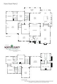 five bedroom home plans five bedroom house plans sle floor plan for house modern within