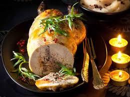 cuisine faisan ballottine de faisan farce au foie gras recettes femme actuelle