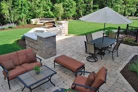 Cheap Patio Pavers Paver Patios Moscarino Outdoor Creations