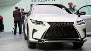 apple lexus york 2016 lexus rx news and photos from the new york auto show