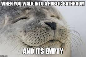 Awkward Seal Meme Generator - to all those socially awkward people out there imgflip