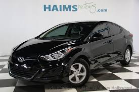 2014 hyundai elantra 2014 used hyundai elantra 4dr sedan manual se at haims motors
