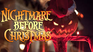 The Night Before Halloween Poem Nightmare Before Christmas Ride At Disneyland Best Quality Youtube