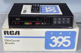 rca remote manual 80 u0027s rca vmt395 hq stereo vcr vhs recorder player simulcast w