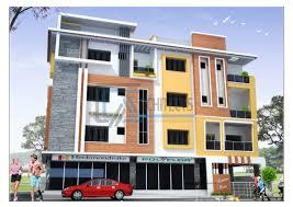 Apartment Exterior Design Ideas Gallery Of Apartment Exterior - Design place apartments