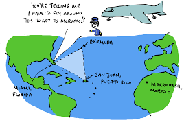 Map Of Bermuda Sketchy Science A Methane Mix Up Losing Yourself In The Bermuda