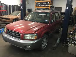tan subaru forester 2005 subaru forester l l bean automatic 176k complete part out