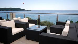 Best Outdoor Wicker Patio Furniture by Desig For Black Wicker Patio Furniture Ideas 20042