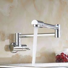 wall mount pot filler kitchen faucet pot filler faucets ebay