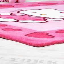 hello kinderzimmer hello teppich kinderzimmer teppich mit bordüre und herzen in