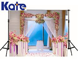 wedding backdrop background aliexpress buy kate indoor wedding theme photography