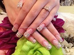 acrylic nails eye candy nails training nails gallery full set