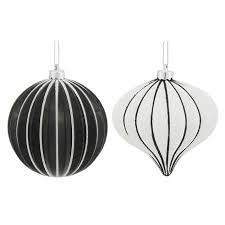 cheap ornaments black and white find ornaments black and white