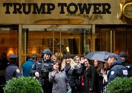 trump u0027s home is now nyc u0027s hottest backdrop times union