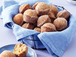 snickerdoodle doughnut hole muffins recipe southern living