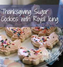 thanksgiving sugar cookies with royal icing soldier s