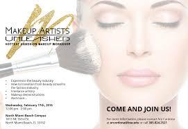 makeup school miami nmb makeup artists unleashed beauty schools of america