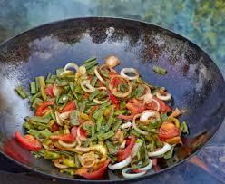 recette cuisine wok wok végétarien recette de wok végétarien marmiton