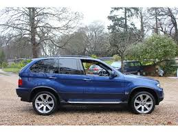 Bmw X5 Blue - used bmw x5 suv 3 0 d blueperformance le mans blue sport 5dr in