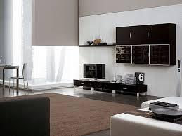 glass wall design for living room home accessories contemporary tv unit design fur rug black