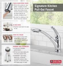 home depot delta kitchen faucets exceptional delta kitchen faucets at home depot 7 home depot