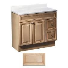 Insignia Bathroom Vanities Shop Insignia Ridgefield Maple Traditional Bathroom Vanity