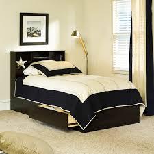 Walmart Bed Frame With Storage Mainstays Storage Bed Cinnamon Cherry Walmart