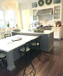 kitchen island table combination kitchen island table combination kitchen island with table extension