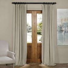 Home Theater Blackout Curtains Blackout Curtains U0026 Drapes Window Treatments The Home Depot