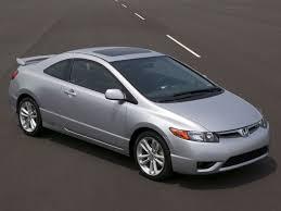 2009 Honda Civic Coupe Interior Honda Civic Coupe Si Specs 2008 2009 2010 2011 Autoevolution