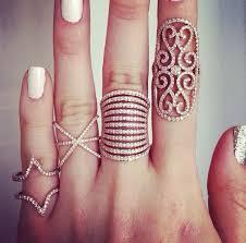 long rings design images 112 best full finger rings images rings jewelry jpg