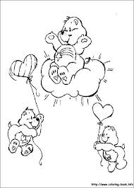 26 care bear coloring picture images coloring