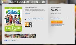 the sims 4 cool kitchen official description key features