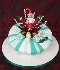 lovely christmas cake ideas wallpaper birthday cakes gallery