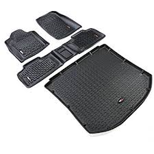 2014 jeep floor mats amazon com set weathertech all weather custom fit floor mat