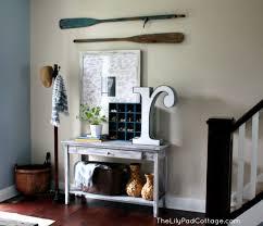 vintage entryway decor trash to treasure the lilypad cottage
