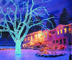 christmas dripping icicle lights outdoor best images collections