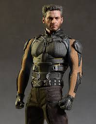 Excepcional Review and photos of X-men DOFP Wolverine sixth scale action  @TC58