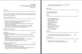 horse trainer resume free layout u0026 format