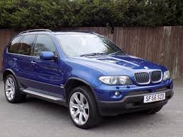 blue bmw x5 used bmw x5 suv 3 0 d blueperformance le mans blue sport 5dr in