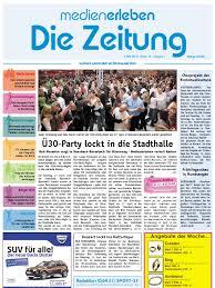 Vg Bad Marienberg Westerwälder Leben Kw 14 09 04 2010 Die Zeitung Als E Paper