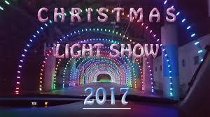 charlotte motor speedway christmas lights 2017 charlotte motor speedway christmas light show 2017 youtube