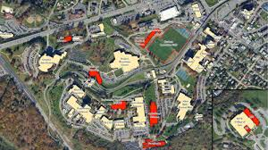 wvu evansdale map wvutoday archive